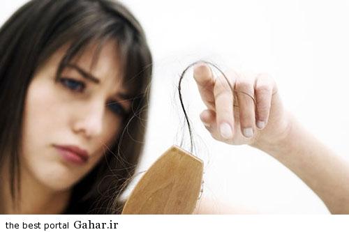 این 6 اشتباه باعث ریزش مو می شود