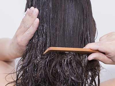 عاداتی که به موهای رنگ شده آسیب میزند