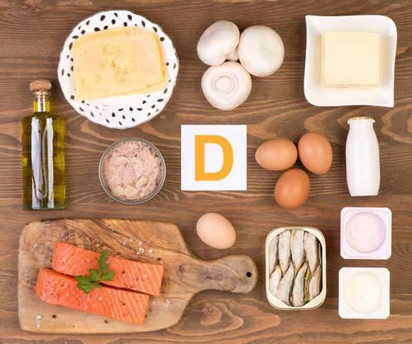 ویتامین D برای مو