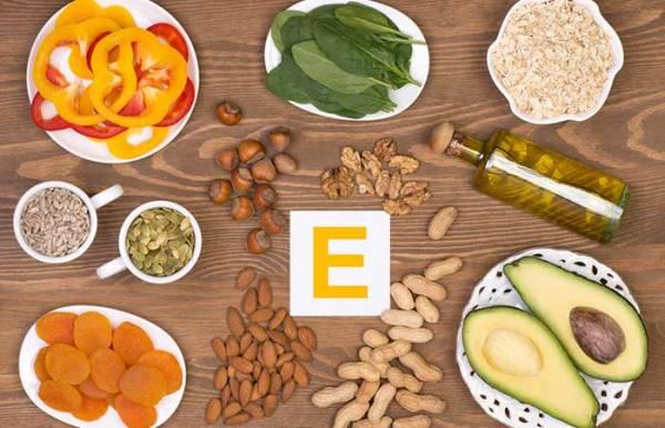 ویتامین E برای رشد مو