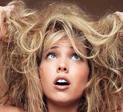 آیا موهایتان خشک شکننده و کدر هستند