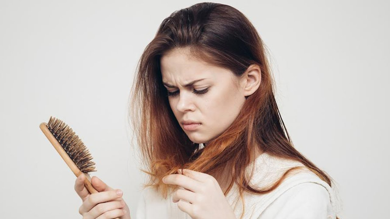 نتیجه تصویری برای راه های جلوگیری از ریزش مو