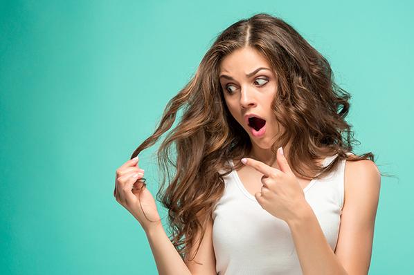 علت ریزش مو در دوران نوجوانی