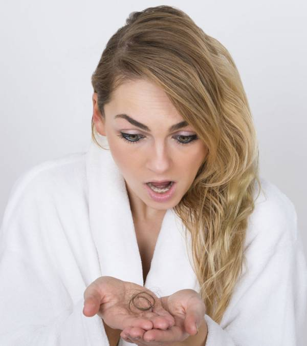 ویتامین جلوگیری و توقف ریزش مو را بشناس