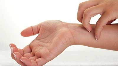 حساسیت پوستی اذیت تان می کند؟